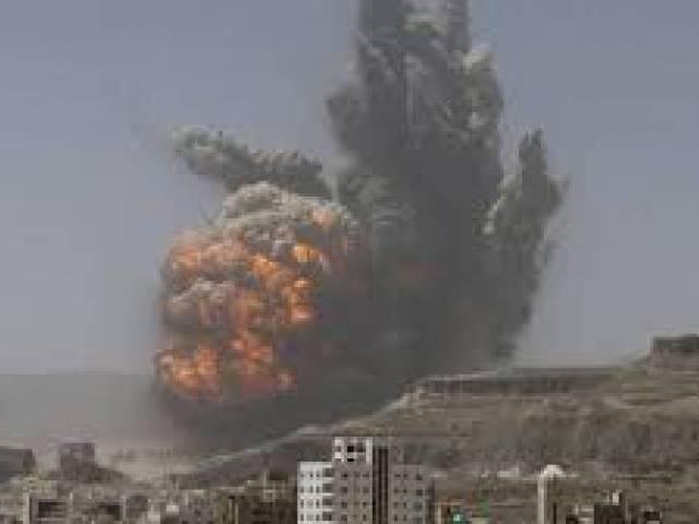 دمشق میں شامی فورسز کا فضائی حملہ، داعش کے 24 جنگجو ہلاک