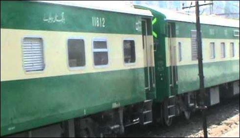 پاکستان ریلویز نے کراچی ایکسپریس کے کرائے میں اضافہ کر دیا