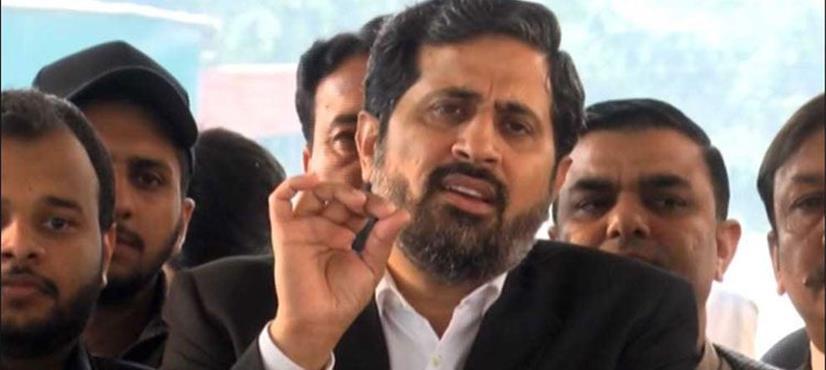 حسان نیازی کی گرفتاری کے لیے 5 جگہوں پر چھاپے مارے گئے: فیاض چوہان