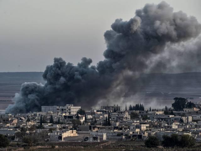 شام، روس نے دفاع میزائل نظام بھیجنے کی تصدیق کردی، امریکا کا سرجیل اسٹرائیک پر غور
