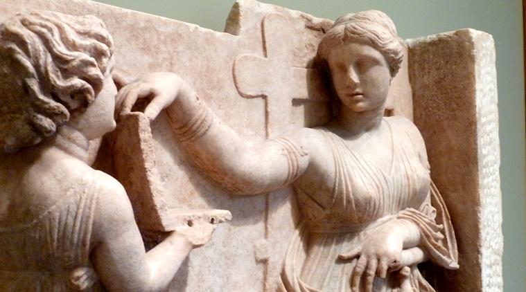 ہزاروں سال قبل یونانی 'لیپ ٹاپ' استعمال کرتے تھے؟