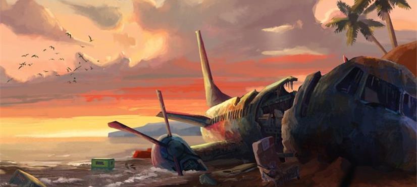 چھوٹے طیارے کی سڑک پر کریش لینڈنگ، تین افراد ہلاک