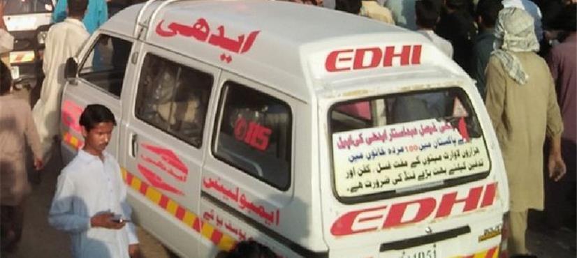 لاہور اور تربت میں مختلف حادثات، 3 افراد جاں بحق، کئی زخمی