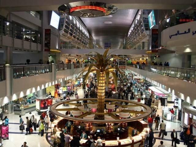 دبئی ایئرپورٹ کے استعمال پر 35 درہم  سروس فیس ادا کرنی ہو گی