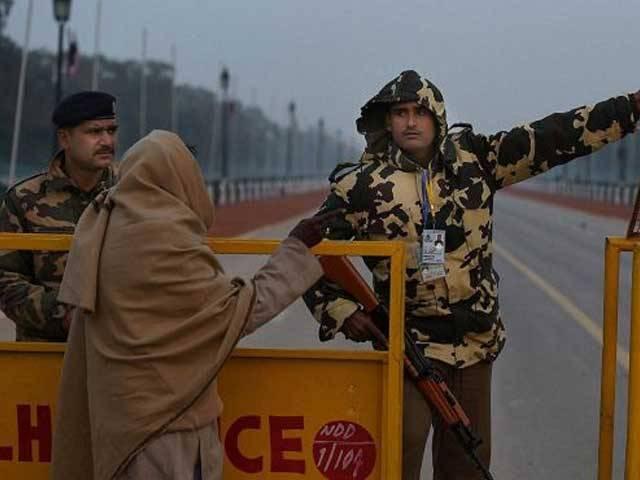 پاکستان سے آنیوالا دہشت گرد گروہ ہولی تقریبات کو نشانہ بنا سکتا ہے، بھارت