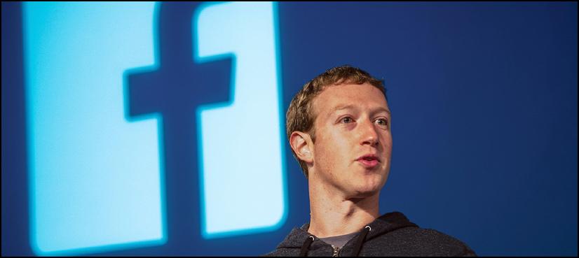 فیس بک بانی 1 گھنٹے میں 3 ارب ڈالر کمانے میں کامیاب