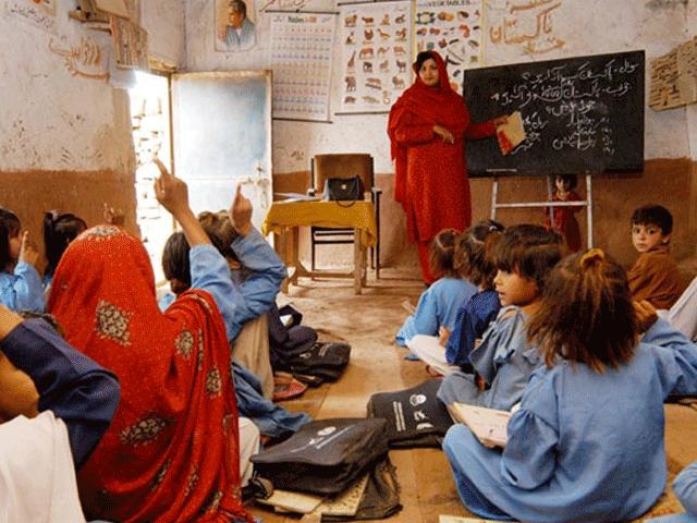 پاکستان کا تعلیمی نظام نئے دور کے تقاضوں سے60 سال پیچھے ہے، اقوام متحدہ