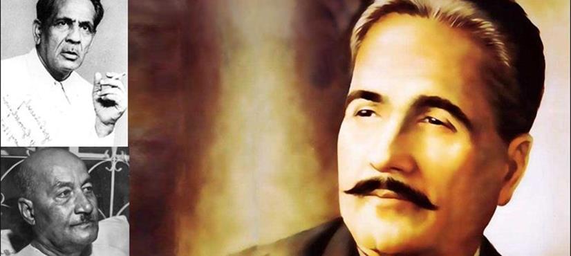 اقبال کی شاعری پر تنقید: فراق گورکھ پوری نے جوش ملیح آبادی کو آئینہ دکھا دیا