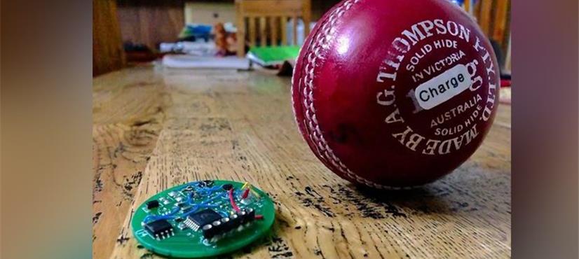 اب گیند میں چپ نصب ہوگی، کرکٹ میں جدت لانے کے لیے اہم اقدام