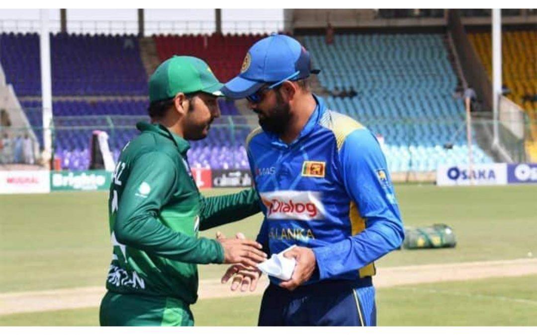 پہلا ٹیسٹ: سری لنکا کا پاکستان کے خلاف ٹاس جیت کر بیٹنگ کا فیصلہ
