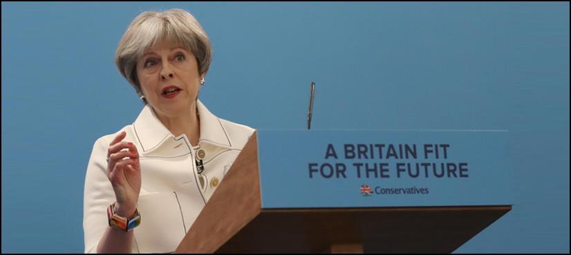 برطانوی سفارت کاروں کو ملک بدر کرنے سے حقائق نہیں چھپ سکتے: برطانوی وزیر اعظم