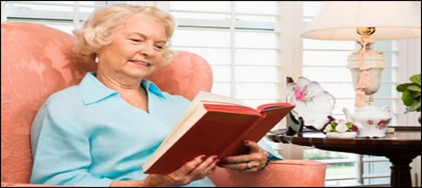 کتابیں پڑھنے سے عمر بڑھتی ہے، تحقیق