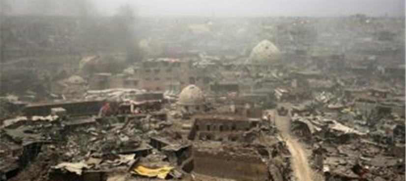 شام و عراق کے جنگ زدہ علاقوں میں ماحولیاتی تباہی عروج پر