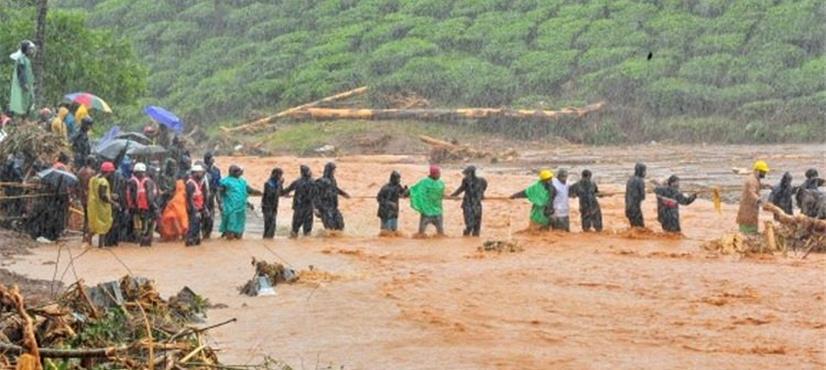 بھارت: بارشوں نے تباہی مچا دی، دو سے زاید ہلاک