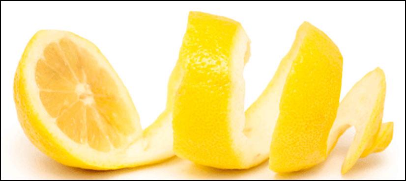 لیموں کا چھلکا بے شمار فوائد کا باعث