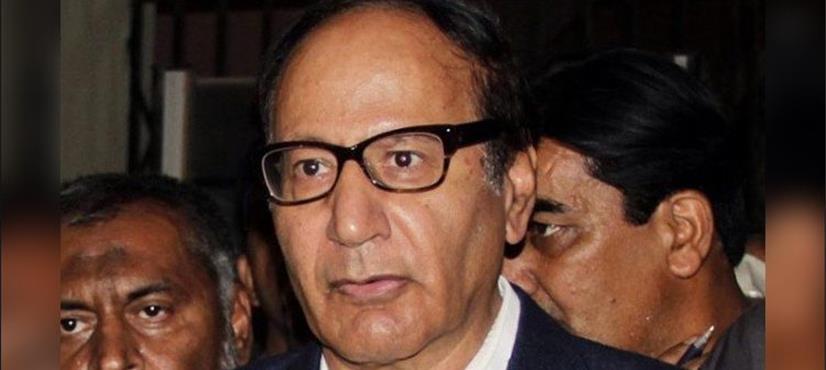 اہل خانہ نے چوہدری شجاعت کے انتقال کی تردید کر دی