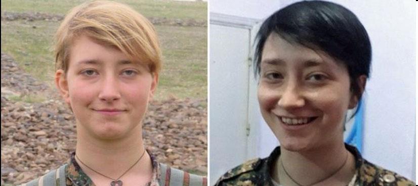 شام: ترکی کی بمباری میں برطانوی لڑکی ہلاک