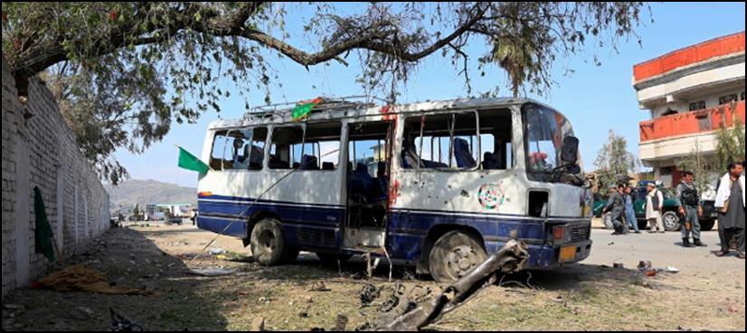 افغانستان میں دھماکہ، 3 افراد جاں بحق، 9 زخمی ہوگئے
