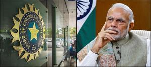 بھارتی کرکٹ بورڈ کااپنی حکومت سے'پاک بھارت سیریز' کا مطالبہ