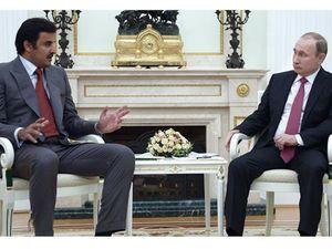 'اگر امریکہ بھاگ گیا تو پھر ہم۔۔۔'قطر نے روس کو زوردار جھٹکا دے دیا، ایسا اعلان کردیا کہ جان کر سعودی عرب کی خوشی کی انتہا نہ رہے