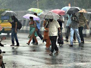 ملک کے مختلف علاقوں میں بارشوں کا سلسلہ جاری ، 2 روز تک مزید بارشیں ہونگی : محکمہ موسمیات