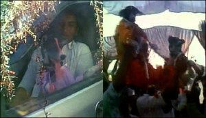 غیر معمولی شادی ، دلہا'کتا ' دلہن 'کتیا'،باراتی پانچ ہزارانسان