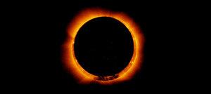 رواں سال کا پہلا سورج گرہن آج ہورہا ہے