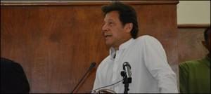 عمران خان 200 بلین روپے مالیت کے جنگلات کی کٹائی پر برہم
