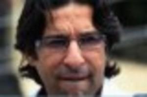 کرکٹ ٹیم کی ناقص کارکردگی،وسیم اکرم بھی زد میں آگئے،بڑا الزام لگ گیا