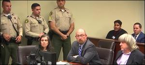 اپنے ہی بچوں کو قید رکھنے والا امریکی جوڑا عدالت میں پیش
