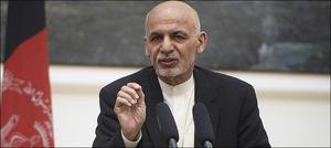 طالبان کی طاقت میں مزید اضافہ ہوگیا، اشرف غنی کا اعتراف