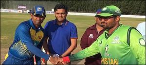 بلائنڈ کرکٹ ورلڈ کپ: سری لنکا کو شکست، پاکستان فائنل کیلئے کوالیفائی