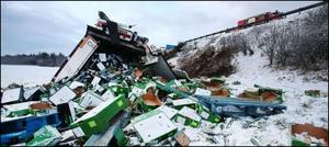 شمالی یورپ میں شدید طوفان' مختلف حادثات میں 8 افراد ہلاک