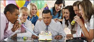 دفتر میں سالگرہ منانے کا نقصان