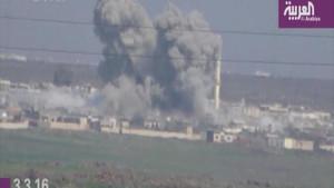 صنعاء زور دار دھماکوں سے لرز اٹھا