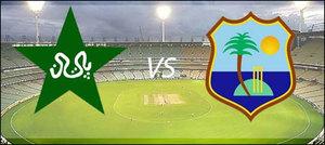 پاکستان اور ویسٹ انڈیزکےدرمیان آج پہلا ٹی ٹوئنٹی میچ کھیلاجائےگا