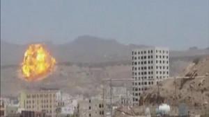 یمن: سرحد پر خاموشی، صنعاء میں ملیشیاؤں پر بمباری