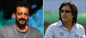 رمیز راجہ نے اپنی فلم کیلئے سنجے دت کو کاسٹ کرلیا