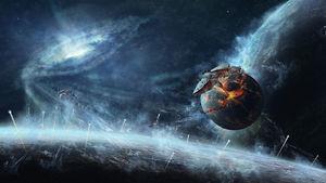 کائنات تباہی کے چھٹے مرحلے کے انتہائی قریب پہنچ گئی،سائنسدانوں کا دعویٰ