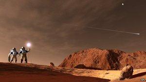 ناسا کے پہلے مریخ مشن پر روسی خلاباز بھی جانے کو تیار