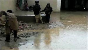 بلوچستان میں بارشیں، 9 افراد جاں بحق