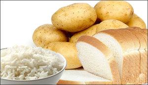 زیادہ کاربو ہائیڈریٹ غذائیں پھیپھڑوں کے کینسر کا سبب ،تحقیق