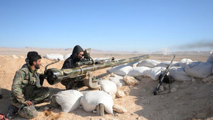 اسدی فوج تاریخی شہر تدمر کے قریب پہنچ گئی