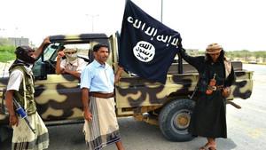 یمن: القاعدہ کیمپ پر امریکی فضائی حملہ، درجنوں جنگجو ہلاک