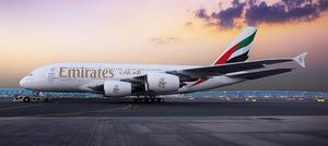 امریکی و برطانوی پابندی، ایمریٹس ایئر لائنز نے نئی سروس متعارف کرادی